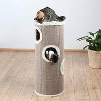 Trixie Edoardo Cat Tower Башня когтеточка домик для кошек