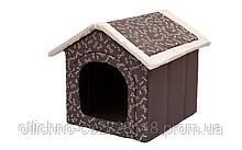 Будка для собаки для дома  Cottage Dog Hobbydog R3: 52x46x53