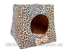 Будка для собаки для дома PUFA B5