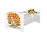 Кровать детская BABY BOO 140X70 Disney