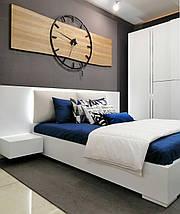 Кровать с тумбами Silver, фото 3