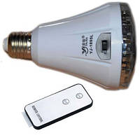 Аварийная LED лампочка лампа на пульте YJ-1895AL , аварийный фонарь