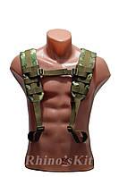 Плечевые ремни для тактического пояса Multicam