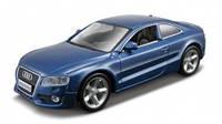 Автомодель Audi A5 синий металлик, белый 1:32