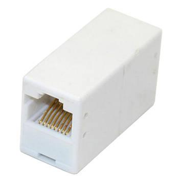 Сгонка для соединения патчкордов Atcom RJ45 8p8c мама/мама RJ45