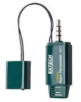 Гигротермометр компактный для iOS® и Android™ Smart Devices Extech RHT3 EzSmart™
