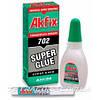 Супер клей Akfix 702 на цианокрилатной основе 20 гр