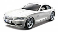 Автомодель BMW Z4 M Coupe синий металлик 1:32