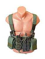 Нагрудник D3 chest rig Olive