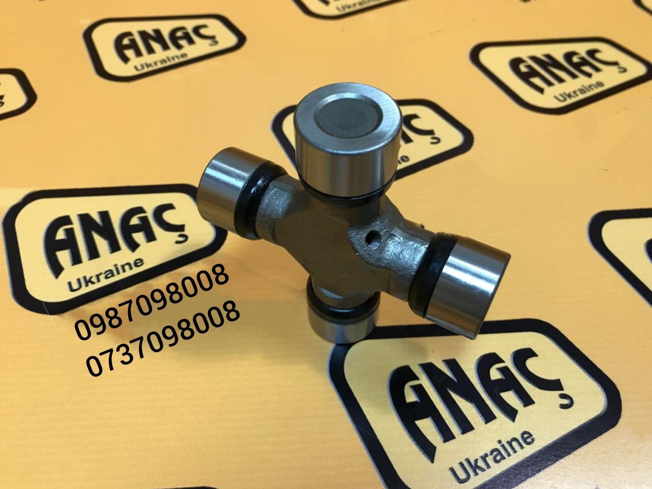 Крестовина (35х126) для заднего кардана на JCB 3CX, 4CX номер : 914/45301, 998/10361