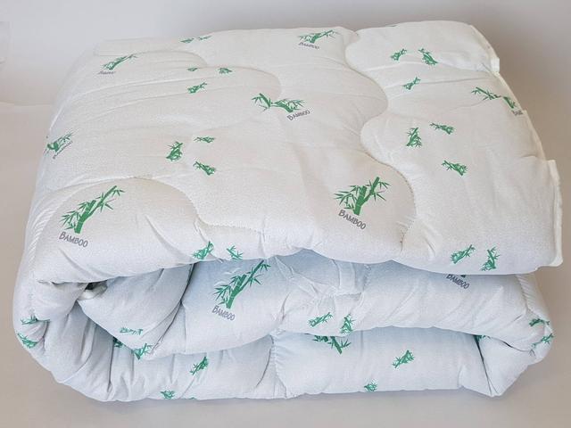 фотография одеяло с антиаллергенным наполнителем
