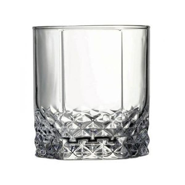 Набір стаканів низьких 315мл Valse 42945/GR (6шт)