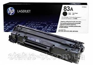 Заправка картриджа HP 83A (CF283A) для принтера LaserJet Pro M201dw, M201n, M125nw, M127fn, M127fw