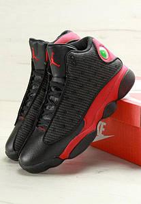"""Баскетбольные кроссовки Air Jordan 13 Retro """"Bred"""" (Найк Аир Джордан 13 Ретро)"""