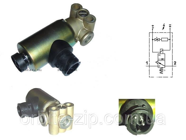 4721726260 Магнитный клапан МАЗ ЕВРО,DAF,RENAULT,SCANIA - Series 4 (пр-во Wabco)