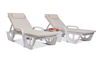 Набор лежаков MADERA  Sunpack Komfort S-21