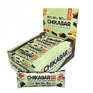 Протеиновый батончик Chikabar, Арахис с карамельной начинкой, Chikalab, фото 2