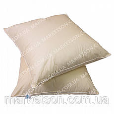 Подушка из лебяжьего пуха 70х70., фото 2