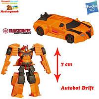 Мини-Трансформер Автобот Дрифт (Роботы под Прикрытием) Hasbro / Transformers Drift, Robots In Disguise