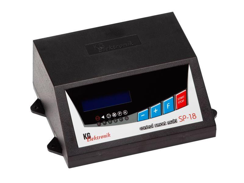 Регулятор для твердопаливного котла KG Elektronik SP05 LED