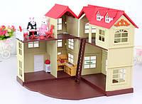 Домик Счастливая семья Флоксовые животные 012-10