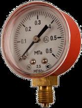 Манометр газового редуктора REDIUS МП-50П