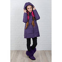 Куртка-пальто детское для девочки Canada 360 (зима), фото 1