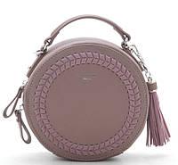 Женский клатч D.Jones 001 d. pink David Jones (Дэвид Джонс) - оригинальные сумки, клатчи и рюкзаки, фото 1