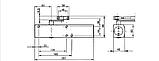 Дверной доводчик GEZE TS 4000 EN 1-6, 5-7 с рычажной тягой, фото 2