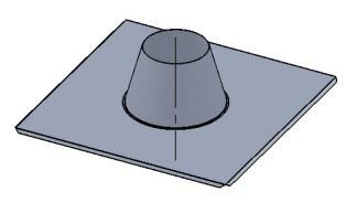 Крыза из нержавеющей стали (Версия-Люкс)