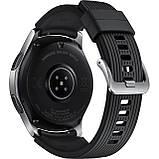 Смарт-часы Samsung GALAXY WATCH 46MM SILVER, фото 4