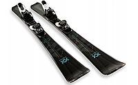 Горные лыжи Volkl FLAIR 73 black 147 см + VMOTION10 GW