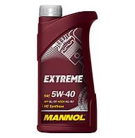 Масло моторное MANNOL Extreme синтетика 5w40 1L SN/CF