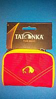 Кошелек Tatonka - Plain Wallet, Red (TAT 2870.015)