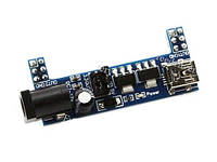 Мини модуль питания макетных плат 3.3/5В, Arduino