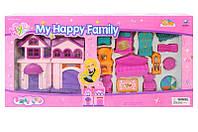 Домик для кукол My happy family 8038