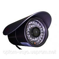 Уличная видеокамера 684 CS 1/3 sony IR color CCD 600 tvl