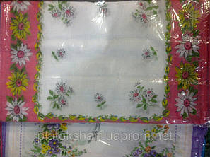 Носовой платок женский в упаковке хлопок,, фото 2