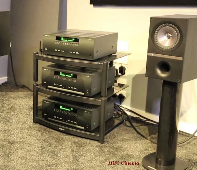 Arcam AVR380, AVR450, AVR750 model line