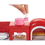 Барби Повар Пиццерии Barbie Cooking & Baking Pizza Making Chef Doll & Play Set, фото 4