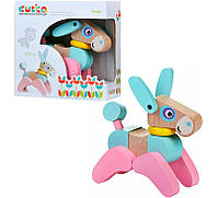 Дерев'яна іграшка Cubika Ослик-акробат LA-5 (12459) (4823056512459)
