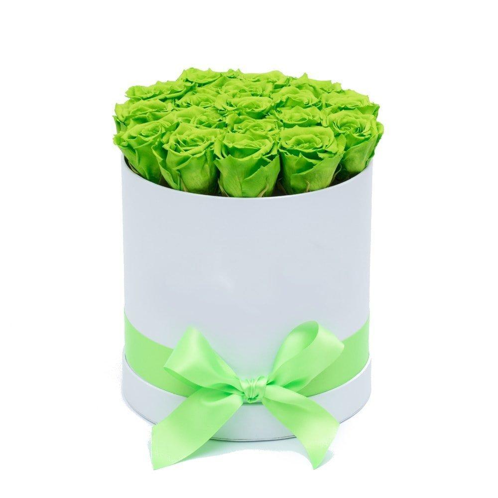 Краситель для срезанных цветов зеленый