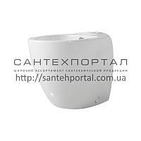 Azzurra Clas+ CLP500B1/M биде напольное shiny white