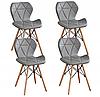 Комплект стільців Prost (4 шт.)