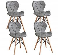 Комплект стільців Prost (4 шт.), фото 1
