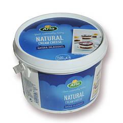 """Сыр - Крем сливочный Арла (Бука) """"Arla"""" Natural 70%, 1,5 кг"""