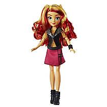 Кукла Май Литл Пони Сансет Шиммер My Little Pony Equestria Girls Sunset Shimmer Classic Style Doll