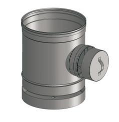 Ревизия из нержавеющей стали (Версия-Люкс)