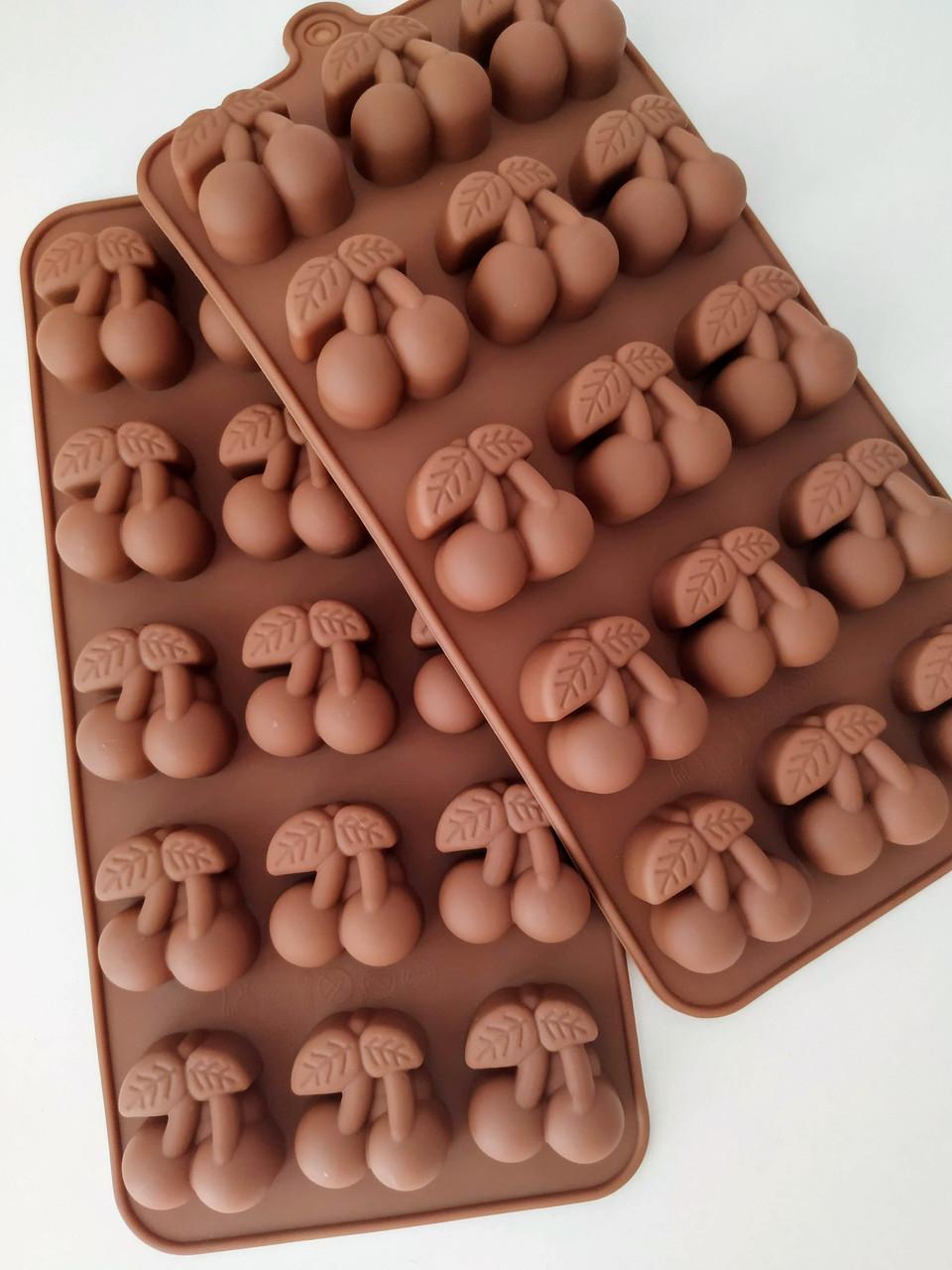 Форма  для шоколада Вишня