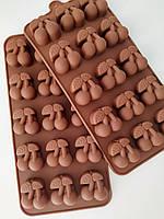 Форма  для шоколада Вишня, фото 1